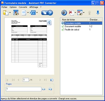 PDF Converter eng view full Vue complète