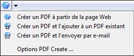 PDF Converter eng web browser Depuis Internet Explorer
