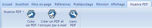 PDF Converter eng word pdf add in Depuis Microsoft Word