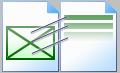 PDF Converter layout connect twopages Impression des commentaires