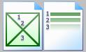 PDF Converter layout number twopages Impression des commentaires