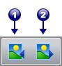 PDF Converter tb view folder Barre doutils Contenu du dossier