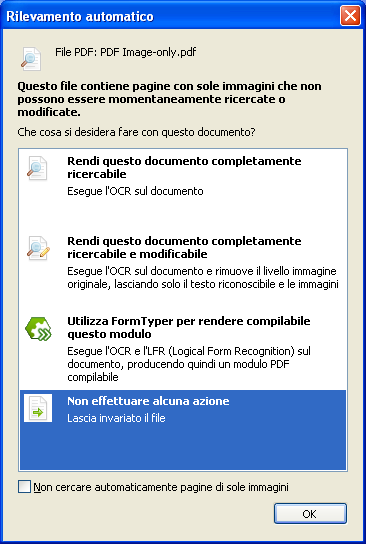 PDF Converter eng image only pdf La modifica dei documenti PDF