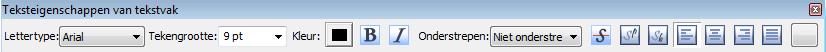 PDF Converter eng tb text box properties Toelichtingen