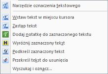 PDF Converter eng markup tools Narzędzia oznaczeń
