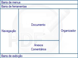 PDF Converter eng overview Sobre a janela do programa