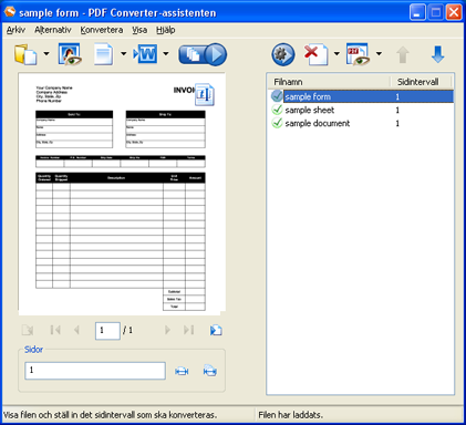 PDF Converter eng view full Fullständig vy