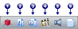 PDF Converter tb advanced Avancerat (verktygsfält)