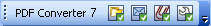 PDF Converter conv%206%20toolbar%20main Tümleşik Uygulamalarda PDF Araç Çubukları Hakkında
