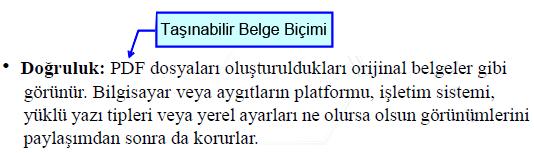 PDF Converter eng callout example Belirtme Çizgisi