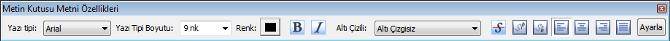 PDF Converter eng tb text box properties Metin Kutusu