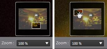 Photo Director zoomfo32 Zoom de la visionneuse