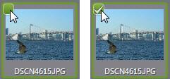 Photo Director importp2 ライブラリーに画像をインポートする