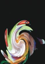 Photo Paint fx distort swirl Galeria de efeitos especiais