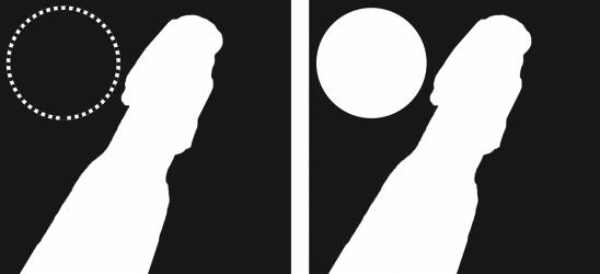 Photo Paint alpha add mask Creación y edición de los canales alpha
