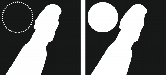 Photo Paint alpha add mask Création et modification de composantes alpha