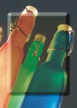 Photo Paint fx 3d glass Galerie des types d'effets spéciaux.