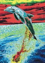 Photo Paint fx colortrans psychedelic Galerie des types d'effets spéciaux.
