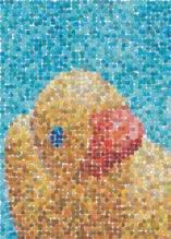Photo Paint fx creative mosaic Galerie des types d'effets spéciaux.