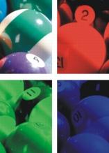 Photo Paint modes multichannel Changement du mode de couleurs d'une image