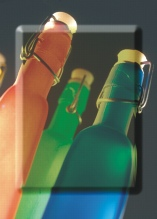 Photo Paint fx 3d glass Galleria di effetti speciali