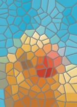 Photo Paint fx creative stainedglass Galleria di effetti speciali