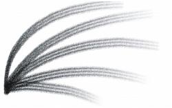 Photo Paint paint brushes 4a Applicazione di tratti pennello