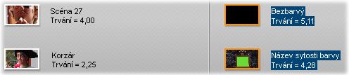 Pinnacle Studio image004 Zobrazení komentářů