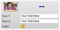 Pinnacle Studio image004 Použití nástroje Editor témat