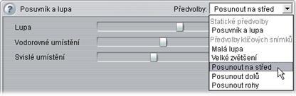 Pinnacle Studio image003 Změna parametrů efektů