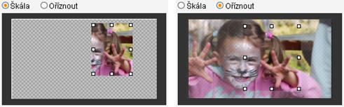 Pinnacle Studio image004 Nástroj Obraz v obraze