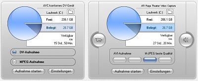 Pinnacle Studio image001 Das Diskometer