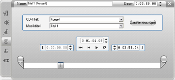 Pinnacle Studio image002 Das CD Audio Tool
