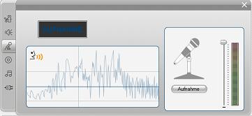 Pinnacle Studio image002 Das Tool für Sprachaufnahmen bzw. Filmkommentare