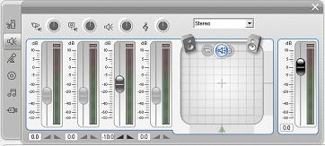 Pinnacle Studio image002 Lautstärke und Balance