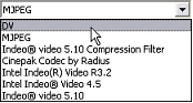 Pinnacle Studio image002 Datei erstellen   Einstellungen