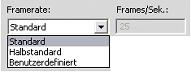 Pinnacle Studio image004 Datei erstellen   Einstellungen