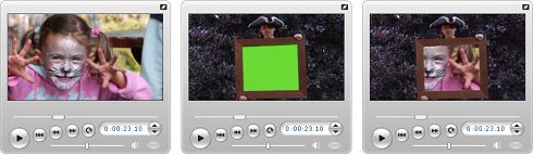 Pinnacle Studio 186 chroma key demo Das Chroma Key Tool
