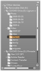 Pinnacle Studio image002 Import from file based media