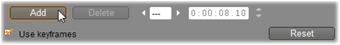 Pinnacle Studio image005 Using keyframing