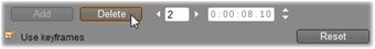 Pinnacle Studio image006 Using keyframing