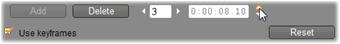 Pinnacle Studio image007 Using keyframing