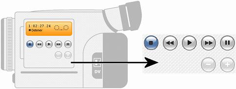Pinnacle Studio image001 Controlador de videocámara