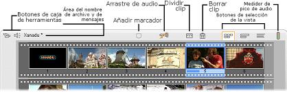 Pinnacle Studio image003 Ventana de la película