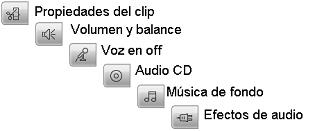 Pinnacle Studio image001 Caja de herramientas de audio
