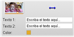 Pinnacle Studio image004 Utilización de la herramienta Editor de temas
