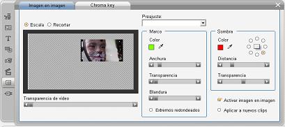 Pinnacle Studio image003 Herramienta Imagen en imagen