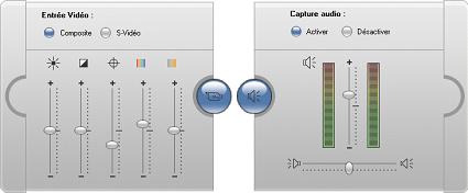 Pinnacle Studio image001 Niveaux audio et vidéo   analogique