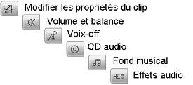 Pinnacle Studio image001 La boîte à outils audio
