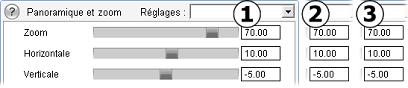 Pinnacle Studio image001 Keyframing (Animation par images clé)
